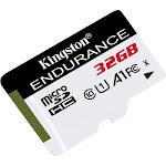 Kingston High Endurance 32 Gb Class 10/uhs-i (u1) Microsdhc - 95 Mb/s Read -