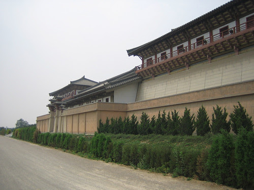 IMG_6015 - Emperor Jing's Tomb, Han Dynasty, Xianyang, China, 2007