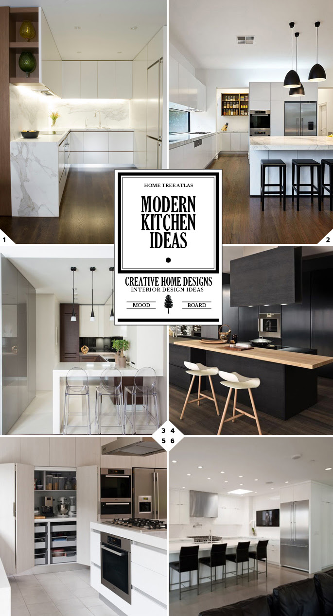 The Right Style Modern Kitchen Design Ideas Home Tree Atlas