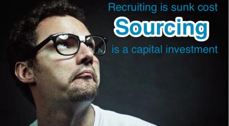 Sourcing is a Capital Investment