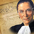 """Free to be Ruth Bader Ginsberg: The Story of Women and Law"" by Teri Kanefield"