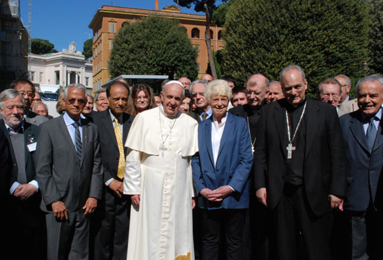 Pontifical acaemy of social sciences conference archer