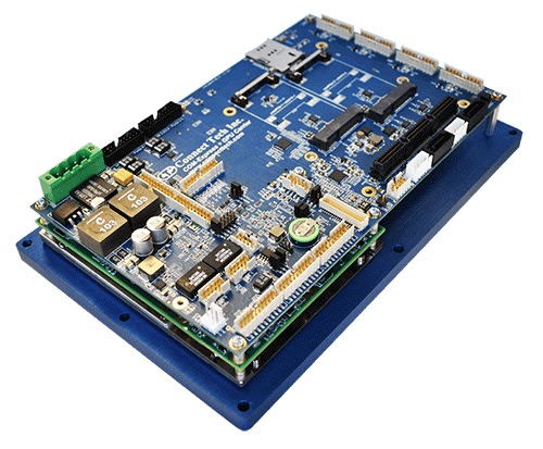 Connect Tech Rugged COM Express® + GPU Embedded System - Tusk Embedded
