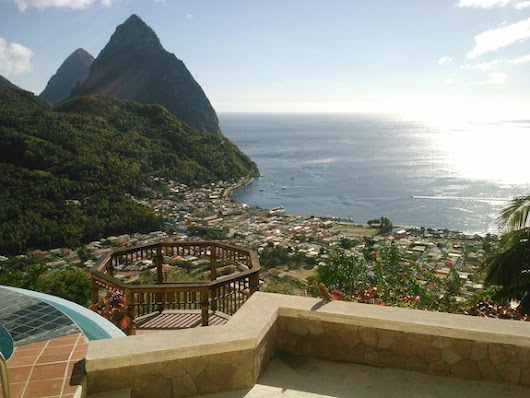 The Most Romantic Caribbean Islands