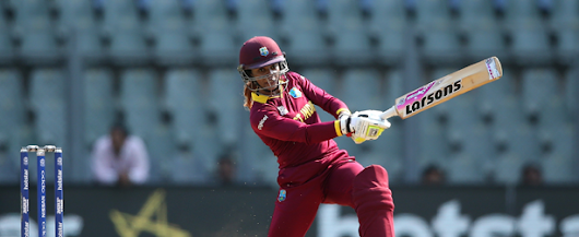 Aguilleira named top women's player | West Indies Players' Association | The Voice Of The West Indian First Class Cricketers