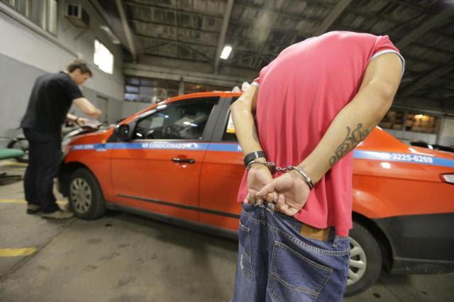 EPTC já cassou licença de 73 taxistas da Capital por suspeitas de crimes Lauro Alves/Agencia RBS
