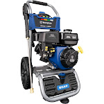 Westinghouse Wpx3200 Gasoline Powered Pressure Washer, 3200 PSI and 2.5 GPM, Soap Tank Five Nozzle Set