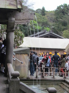 Otowa-no-tak, Kiyomizu-Dera