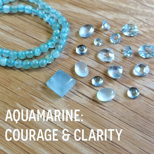 All About Aquamarine - The Birthstone of March