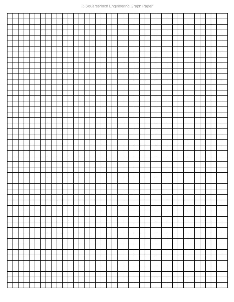 graph paper template 31