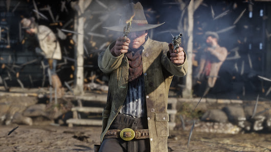 Red Dead Redemption 2 Is Getting New Previews, Gameplay Shown To Press - Rumor