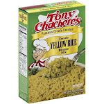 Tony Chacheres Creole Yellow Rice Dinner Mix, 7 Oz (Pack of 12)
