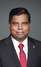 Photo - Gary Anandasangaree - Click to open the Member of Parliament profile