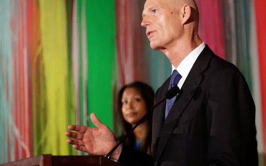 Oops: Rick Scott commits a Yom Kippur gaffe on Facebook