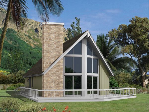 Frame a Frame House Plans Home Designs