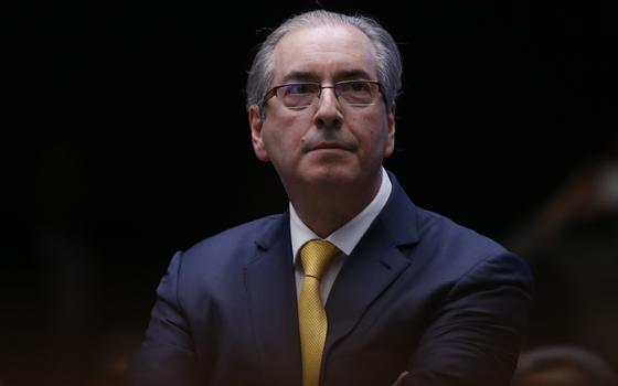 O ex deputado federal  Eduardo Cunha (Foto:  Pedro Ladeira/Folhapress)