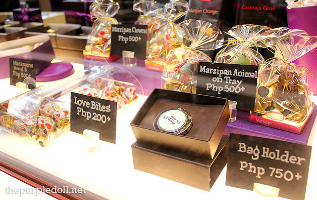 Marzipans and Chocolates from Spiral 2 Go