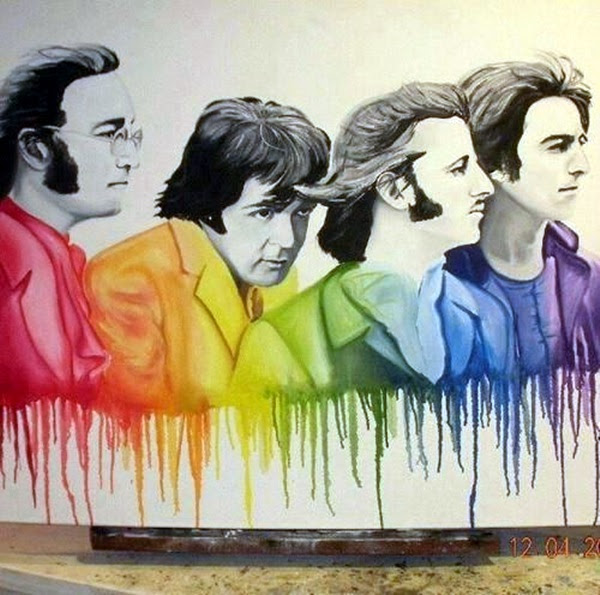 Lovely Beatles Artworks to Appreciate (20)