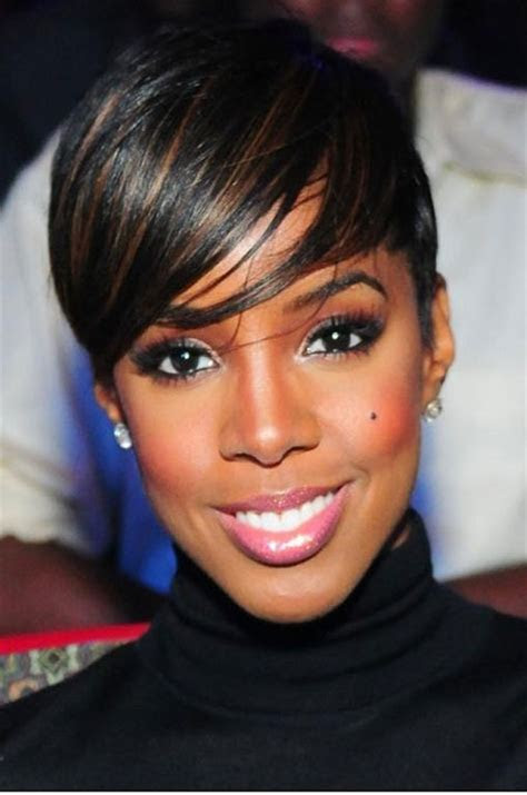 short haircuts  black women short hairstyles