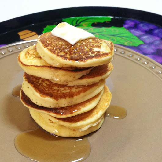 Maple Ricotta Pancakes Gluten Free – Forget What You Know About Wheat(c) 2015