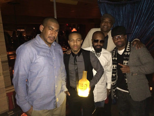 Shout Out To @HennessyUS For Hosting My Son @bowwow 27th Birthday Dinner  «  GLOBAL 14