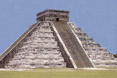 Las Pirámides En México
