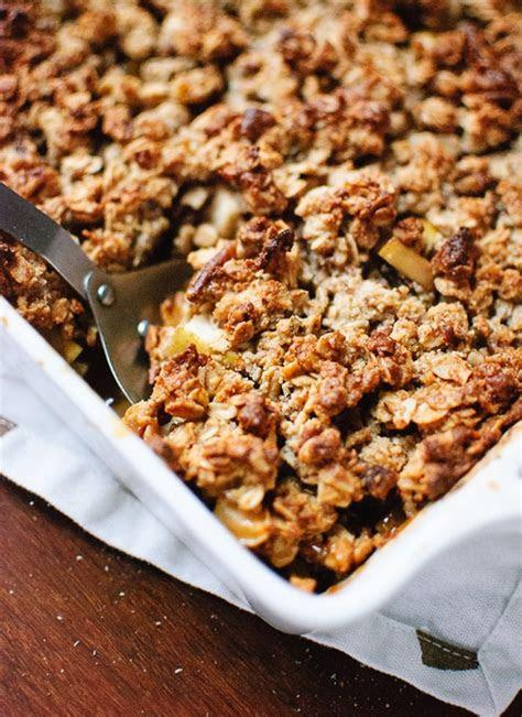 gluten  apple crisp  absolutely fabulous apple