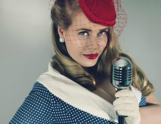 Hire Lianna | Vintage & Retro Acts | Worthing and West Sussex | Freak Music