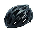 Giro Stylus Bike Helmet (black/titanium, Medium)