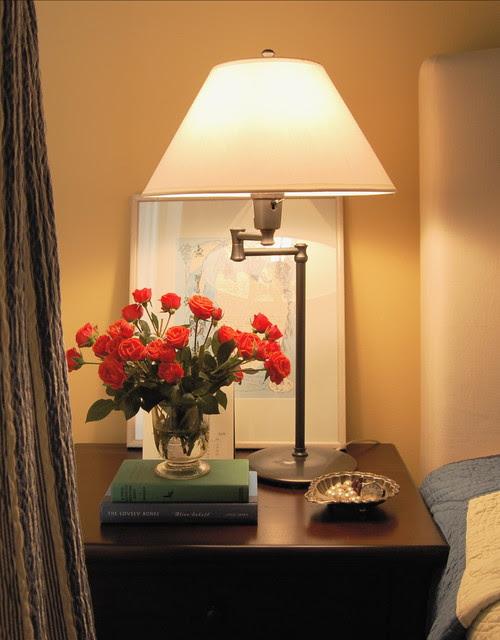 eclectic bedroom traditional bedroom bedroom vignette