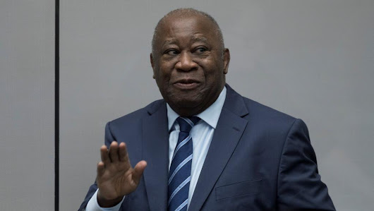 CPI : Le maintien en détention de Laurent Gbagbo ordonné