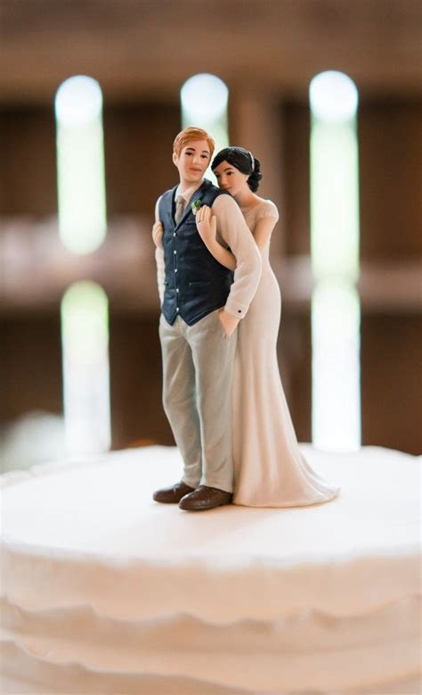 323 best images about Wedding Cake Toppers on Pinterest