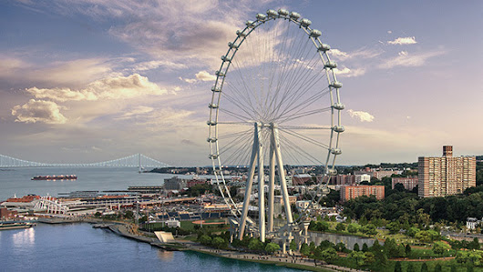 Crowdfunding Will Help Build the New York Wheel