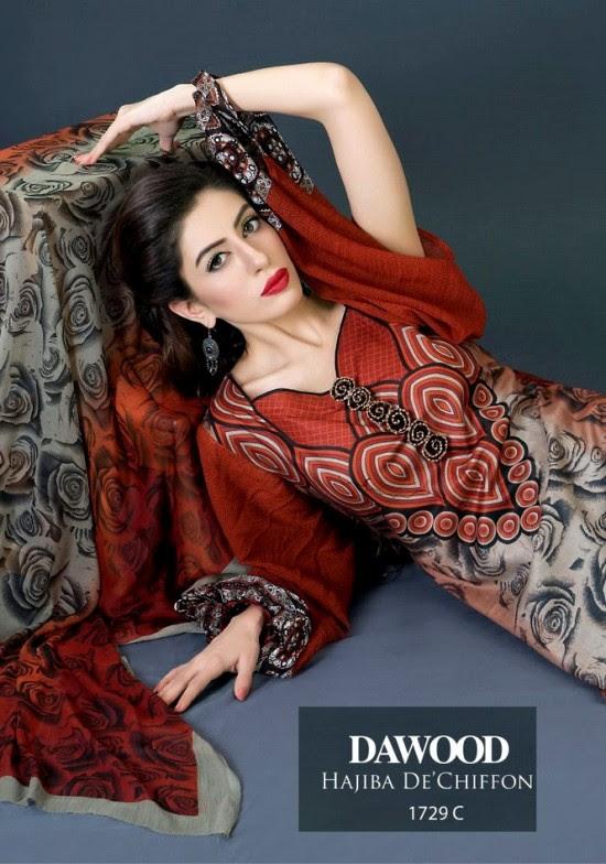 Hajiba-De-Chiffon-by-Dawood-Lawn-Double-Shade-Lawn-Prints-New-Fashion-2013-2014-4