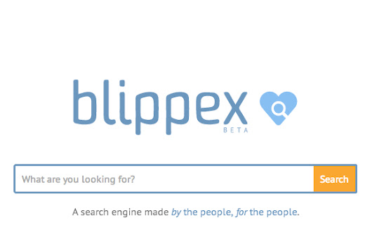 How Blippex handles the data behind its time-driven search engine — 		Tech News and Analysis