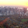 Flying Over New York City in HD