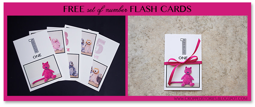 Photos of Flashcards