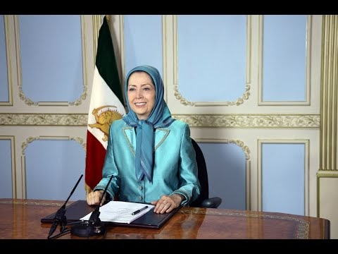 Maryam Rajavi's Message to the virtual conference featuring U.S. senators and representatives- March 17, 2021
