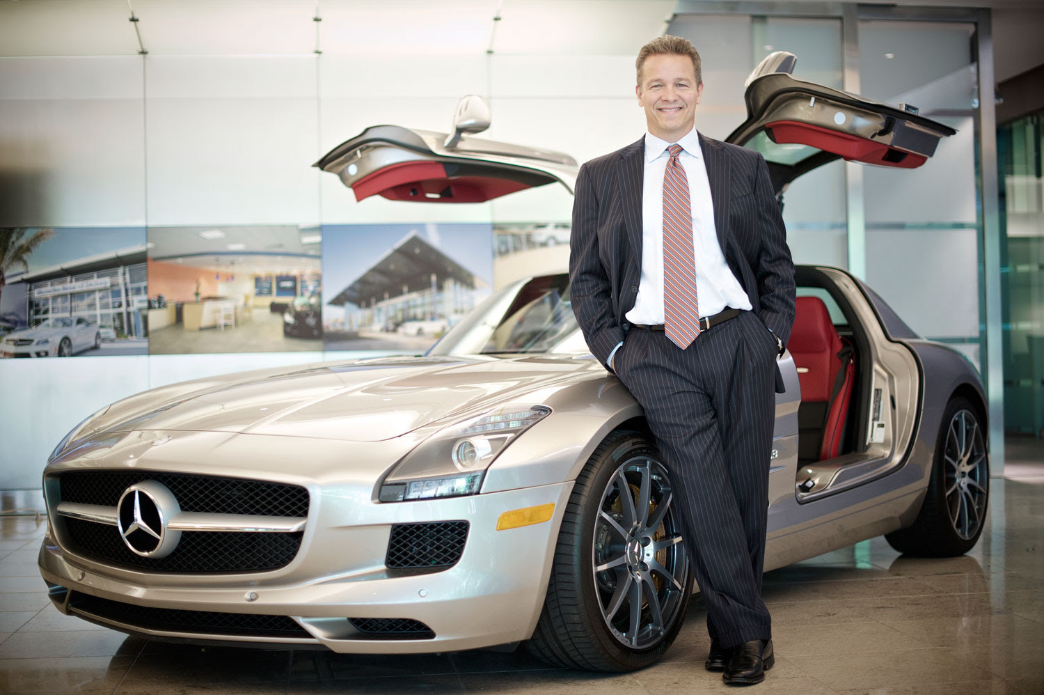 Mercedes-Benz USA CEO Stephen Cannon Leaving the Company
