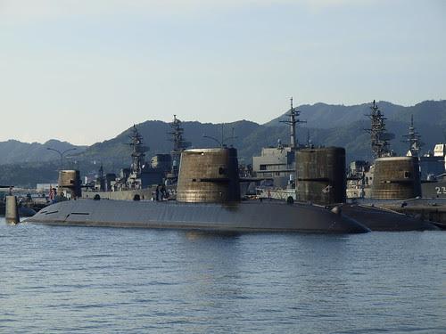 海中の戦士