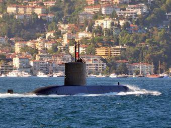"""ДЭПЛ типа """"Превезе"""" ВМС Турции. Фото пользователя Ivan S. Abrams с сайта flickr.com"""