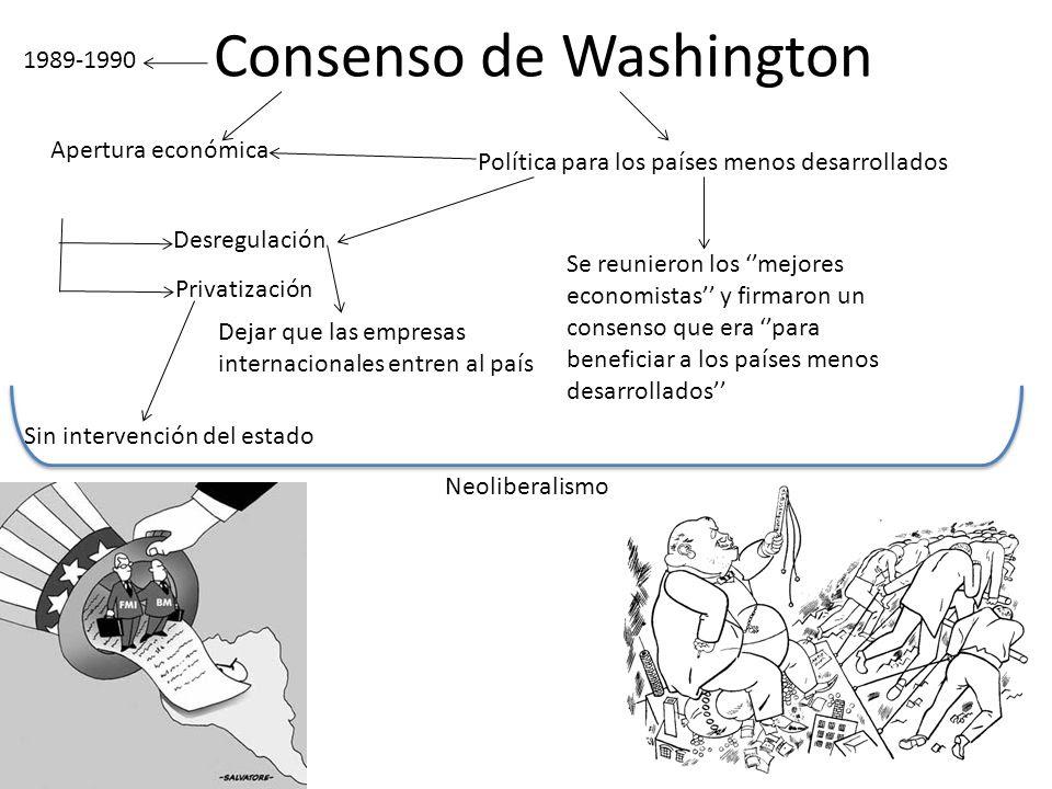 Resultado de imagen de Las guerras económicas mundiales de Washington