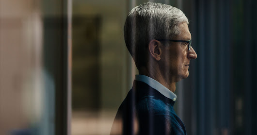 Tim Cook on Donald Trump, the HomePod, and the Legacy of Steve Jobs