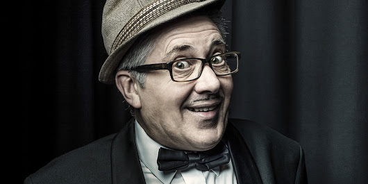 Count Arthur Strong 2017 tour interview - British Comedy Guide