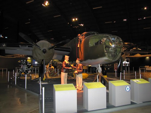 IMG_5028_Doolittle_Raiders_B-25_Mitchell_Bomber_at_Air_Force_Museum