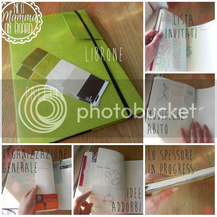 librone e palette