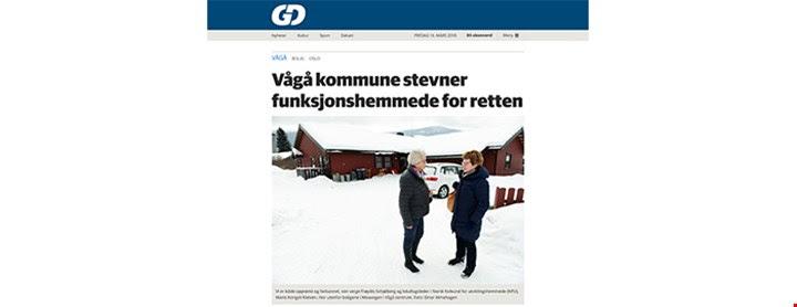 Vaga Stevner Utviklingshemmede Nfu Norge