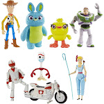 Toy Story 4 Ultimate Gift Pack Exclusive Action Figure 7-Pack Set