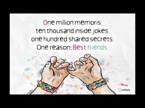 24 Cute Short Best Friend Quotes About In Short Best True