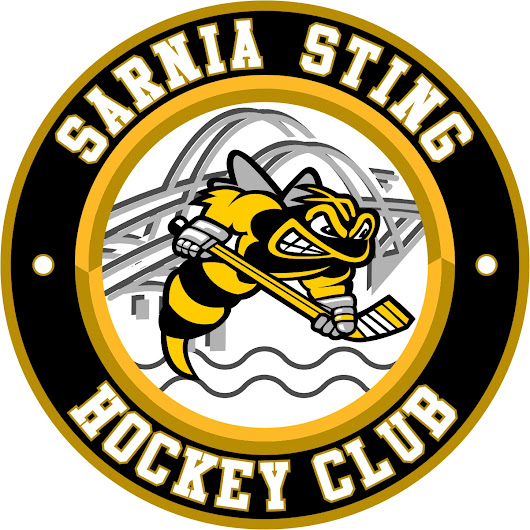 Enter to win with the Sarnia Sting!
